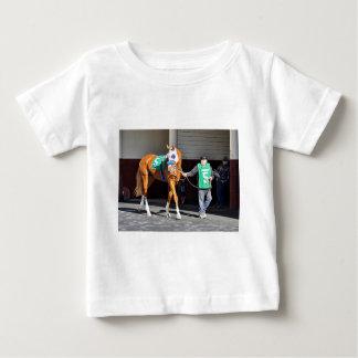 Trailblazer van de planeet baby t shirts