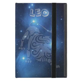 Transparante Leeuw iPad Mini Hoesje