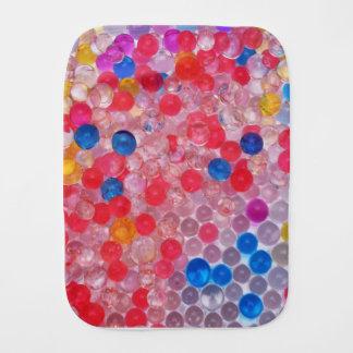 transparante waterballen monddoekje