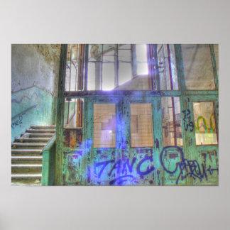 Treden 05.0, Verloren Plaatsen, Beelitz Poster