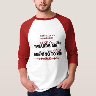 Tref Één Maatregel naar me T Shirt