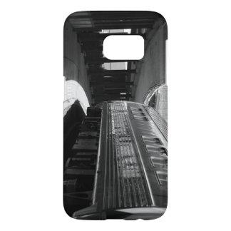 Trein bij de Post Samsung Galaxy S7 Hoesje