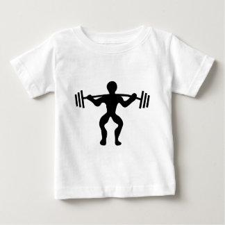 Trein zoals een Dier Baby T Shirts