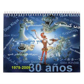 TREK DON QUICHOT - Kalender aan - Calendario