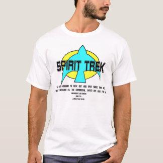 Trek van de geest t shirt