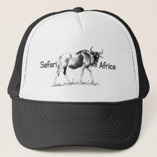 Trek van Wildebeest het Pet van de Safari van