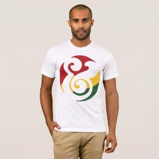 Trendy ampersand kunstwerk PAGA Rasco T Shirt