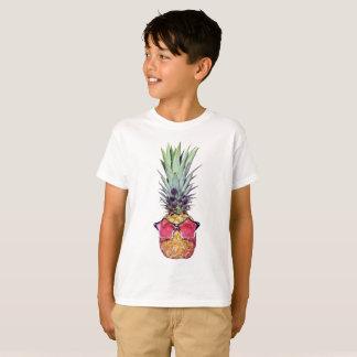 Trendy ananas t shirt