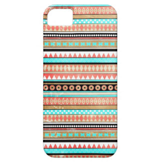 Trendy aztec barely there iPhone 5 hoesje