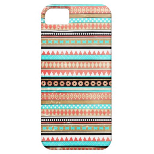 Trendy aztec iPhone 5 cases