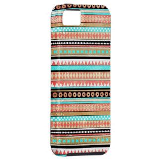 Trendy aztec tough iPhone 5 hoesje