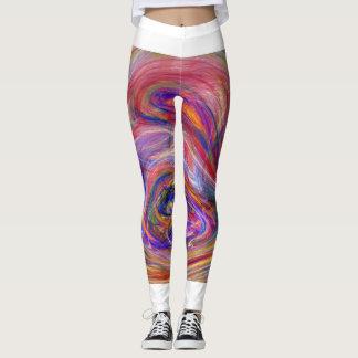 Trendy beenkappen leggings