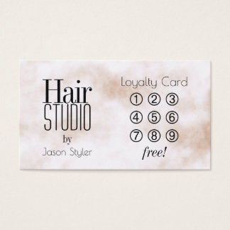 Trendy elegantie reuzebrieven visitekaartjes