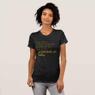 Trendy Grappige T-shirt van het Citaat