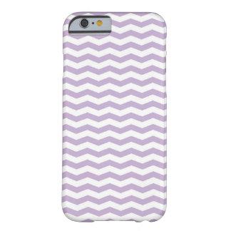 Trendy hoesje van de chevroniPhone van de Lavendel Barely There iPhone 6 Hoesje