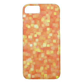 Trendy Modern Uniek Abstract Patroon iPhone 7 Hoesje