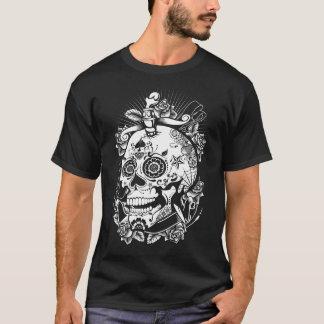 Trendy Overhemd van de Pret van de Schedel T Shirt