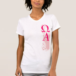 Trendy retro t-shirt na uw stormloop.