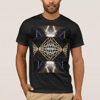 Trendy Robotachtige Mode van het Mannen van Cyborg T Shirt