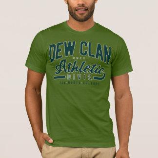 Trendy T-shirt van de Afdeling van de Clan van de