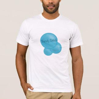 Trendy T-shirt van het Logo van de Steek