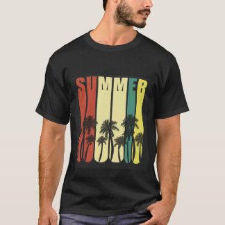 Trendy T-shirt voor Men.Summer en Palm