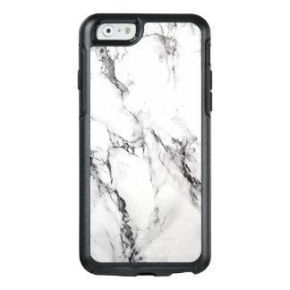 Trendy Witte Marmeren Steen OtterBox iPhone 6/6s Hoesje
