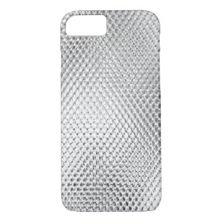 Trendy Zilveren Effect Bling iPhone 7 Hoesje