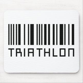 Triathlon met 8 bits muismatten
