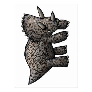 Triceratops! Briefkaart