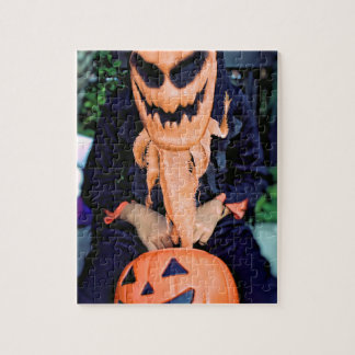Trick or treat puzzel