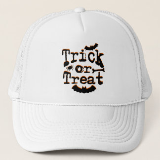 trick or treat trucker pet