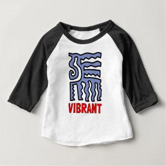 """Trillend"" Baby 3/4 Raglan T-shirt"