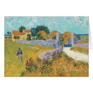 Trillende Herstelde Boerderij in de Provence door Briefkaarten 0