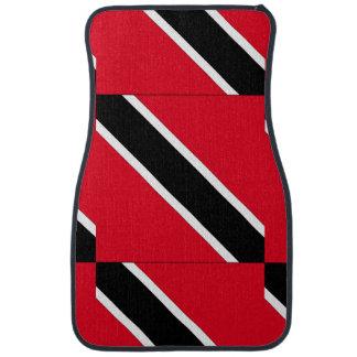 Trinidad en Tobago Auto Vloermat