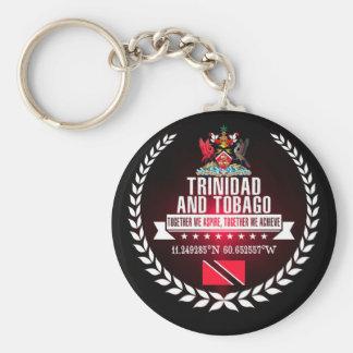 Trinidad en Tobago Sleutelhanger