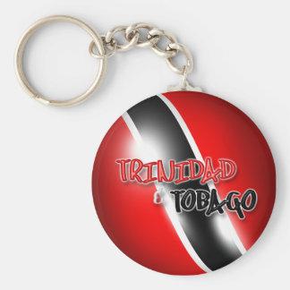 Trinidad & Tobago Keychain Sleutelhanger