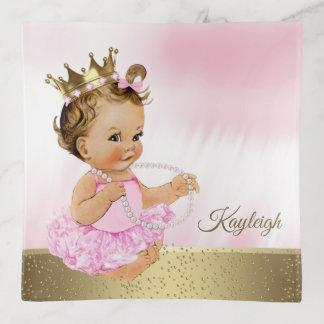 Trinket van de Prinses van het Meisje van het baby Sierschaaltjes