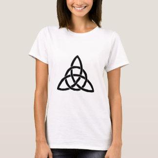 Triquetra, de Macht van Drie T Shirt