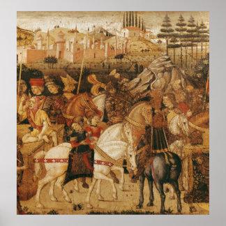 Triumph van Julius Caesar Poster