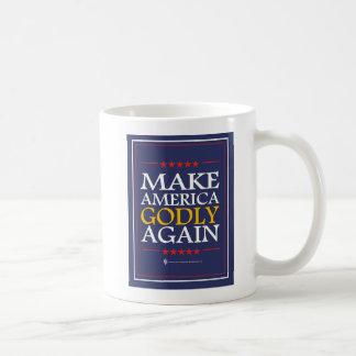 Troef - Mok: Maak Amerika Goddelijk opnieuw Koffiemok