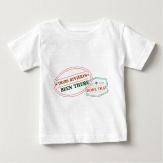 Trois-Rivières daar gedaan dat Baby T Shirts