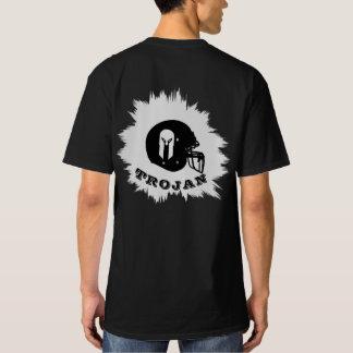 Trojan Lange T-shirt Hanes van het Mannen