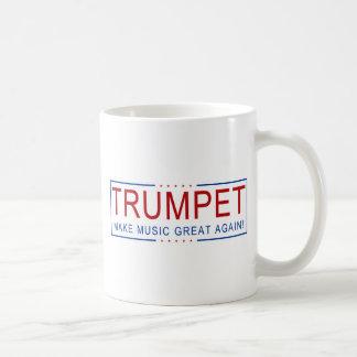 TROMPET - maak Muziek Groot opnieuw! Koffiemok