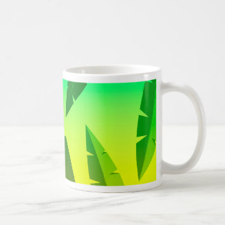 tropisch limoen koffiemok