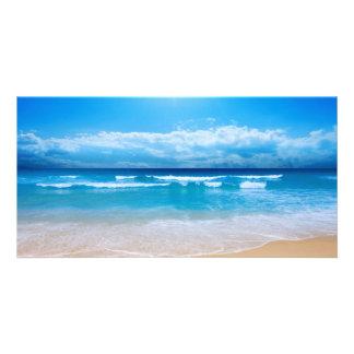 Tropisch OceaanUitzicht Kaart