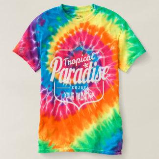 Tropisch Paradijs. Geniet van uw Vakantie T Shirts