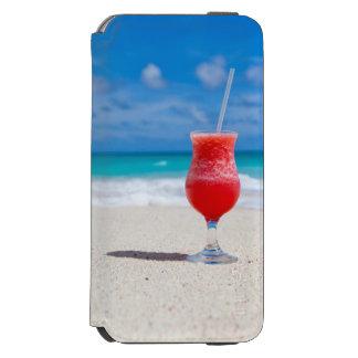 Tropisch Strand Daiquiri en Turkoois Water
