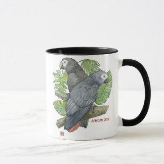 Tropische Afrikaanse Mok Greys