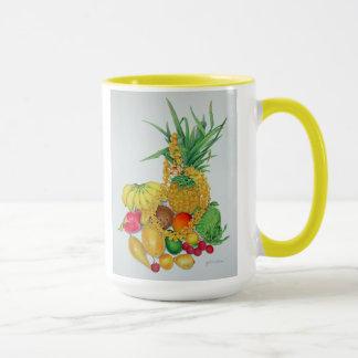 Tropische Fruit en Lei Mok